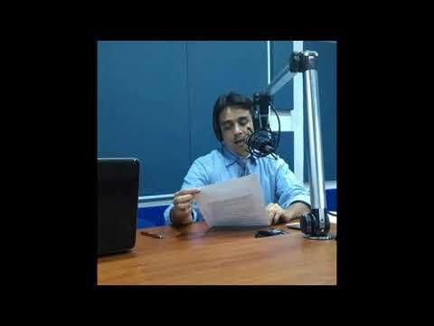 Invitados: Andres Botero y Mario Cajas, programa Contexto Juridico, Radio USTA 96,2 FM B/manga (Col)