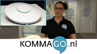 KommaGo - Ubiquiti Unifi Long Range Access Point Productbespreking