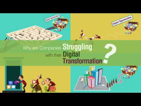 Embracing Digital Technology: A New Strategic Imperative