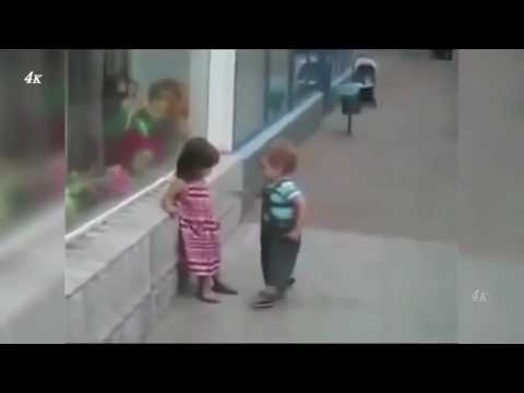 Cute Little Girlfriend Rejects Love Propose    Kids Funny Videos
