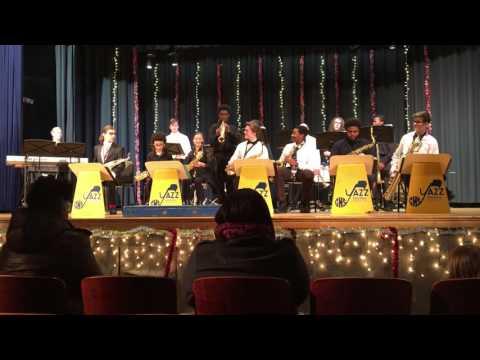 Granby High School Jazz Band - 2016