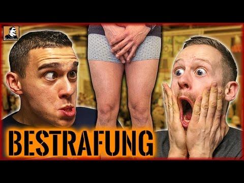 """""""Survival Mattin"""" vs  Fritz BESTRAFUNG NACKT auf der MESSE IWA 2017."""