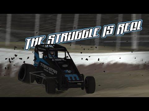 iRacing - Season Two Build - Midget @ Limaland Motorsports Park - The Struggle Is Real