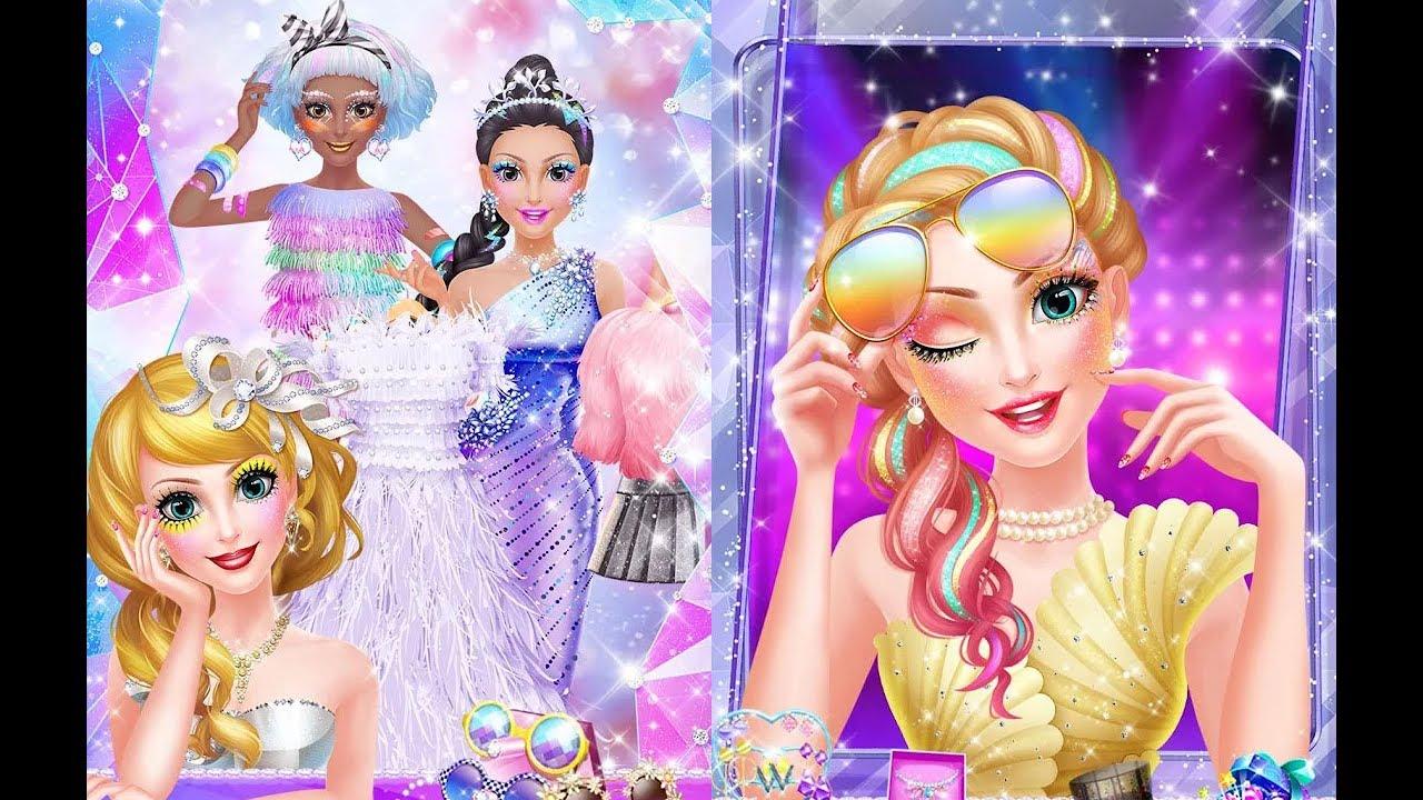 Superstar Makeup Party, Make up Salon Games / Children / Baby ...