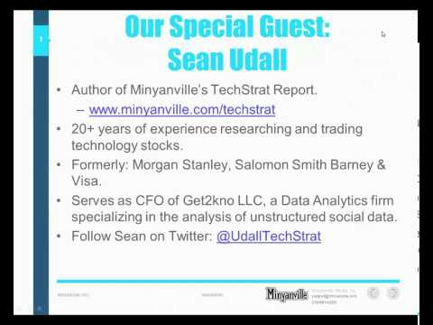Minyanville Webcast Series: The Action in Tech Stocks Like Apple & Twitter