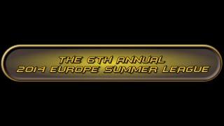 2014 Europe Summer League Game #2 - PSM All Stars vs Copenhagen Wolfpack - Aug. 25, 2014