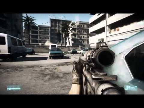 "Battlefield 3 ""War Machine"" Trailer (Fan-Made)"