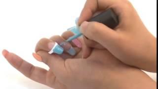 [사라네일] 셀프 프렌치 네일아트를 위한 팁가이드 사용…