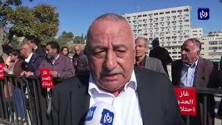 النواب يبحثون إلغاء اتفاقية غاز الاحتلال قبيل بدء الضخ التجريبي (22/12/2019)