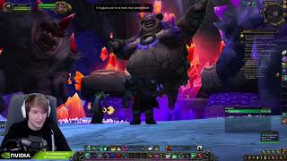 TEN QUEST W BECIE... OMG... - World of Warcraft: Battle for Azeroth
