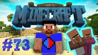 Minecraft SMP HOW TO MINECRAFT #73 'INFINITE VILLAGERS!' with Vikkstar