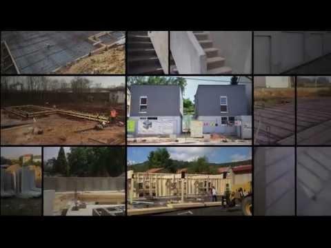 Construcion C - Faulquemont (Moselle 57) - Entreprise Générale du Bâtiment