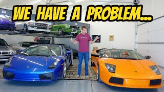 Which Lamborghini Should I Sell To Avoid Bankruptcy??? Gallardo vs. Murcielago