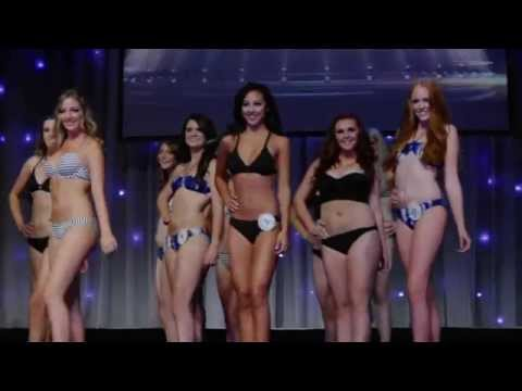 Miss Teenage Canada 2015 Swimsuit Segment