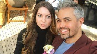 Vlog : Fashion советы от Александра Рогова | NYX Party ЧТО ПОДАРИЛИ ?