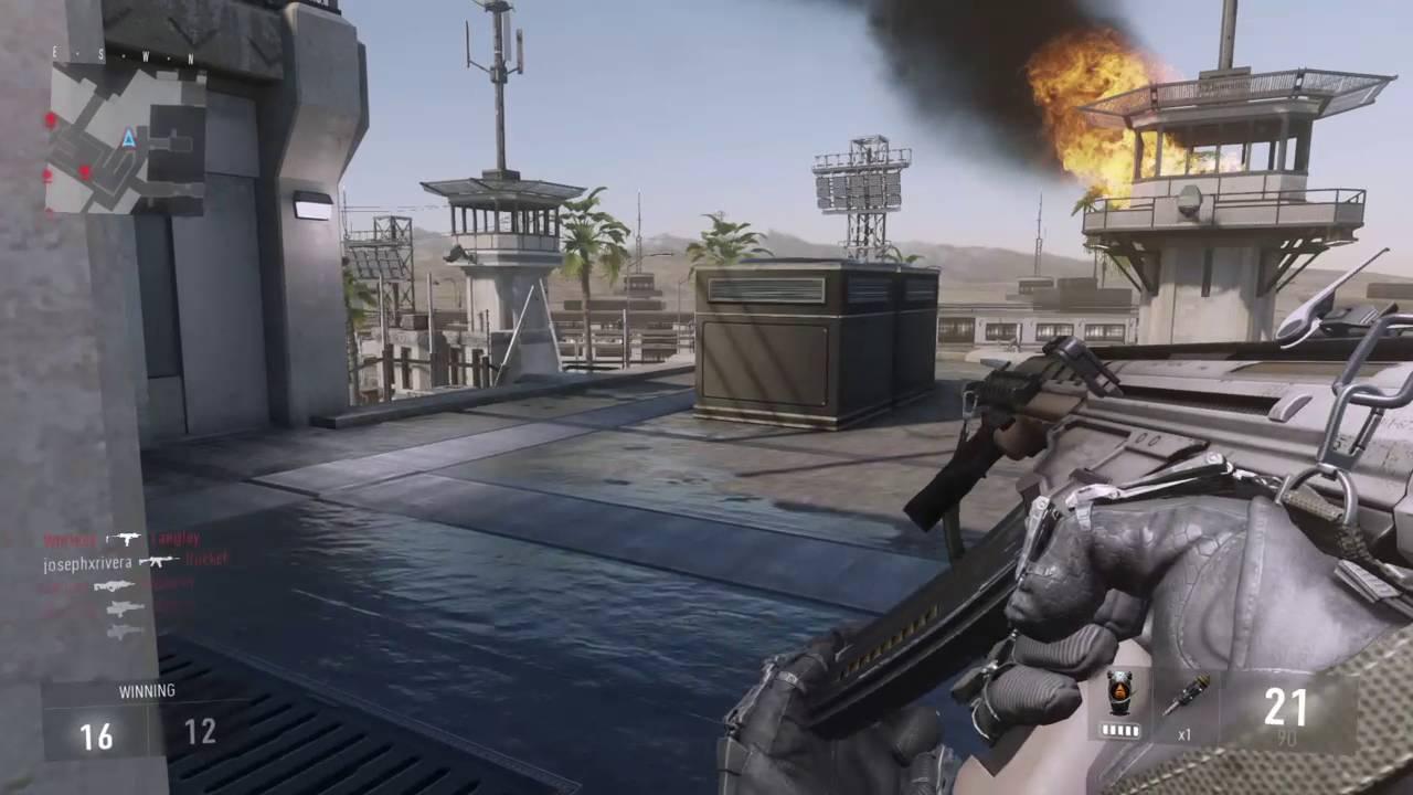 Call of Duty® Advanced Warfare Offline Multiplayer Gameplay