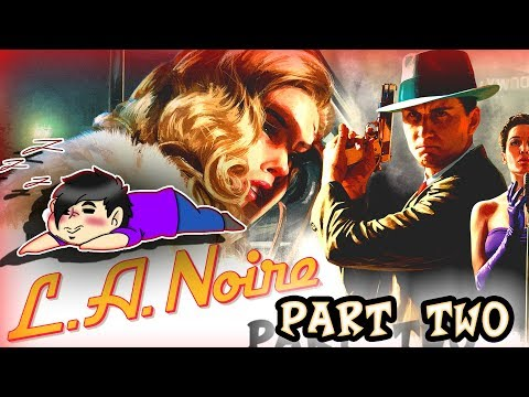 La Noire Playthrough | Part 2 | WE'RE DETECTIVES!  | Wreck-it Beckett Livestream!