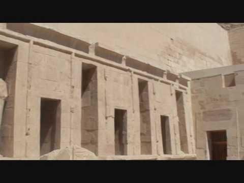 Hatshepsut - Bathsheba's Temple Luxor Egypt