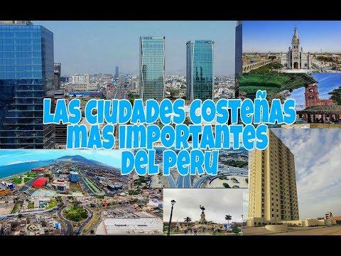 Ciudades Costeñas PERU 2020