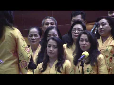 """Jerusalem Baru"" by MT Haryono-1 Choir"