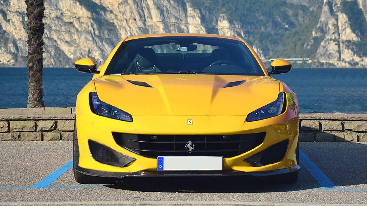 Novitec Ferrari Portofino Exhaust with Flap-Regulation