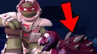 Teenage Mutant Ninja Turtles Legends PVP Episode 126 - Chompy Full story