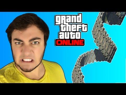 GTA 5 Online - Zor Rampalı 4 Yarış
