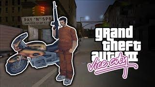 GTA: Liberty City Beta 4: GTA III on Vice City's engine | Gameplay [HD]