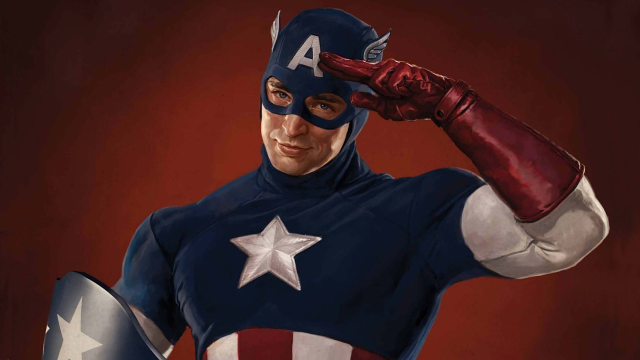 Captain America  Skillet  Hero  YouTube