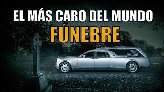 EL COCHE FÚNEBRE MÁS CARO DEL MUNDO