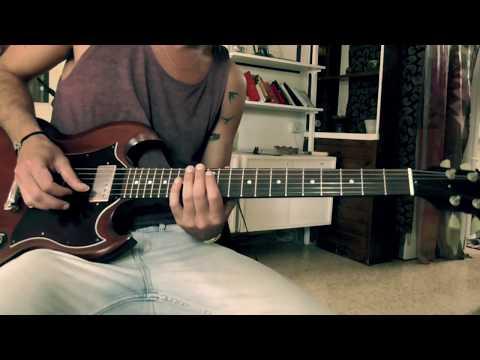 Dear Mama 2Pac Guitar Loop Cover | Hvetter