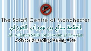 Advice Regarding Parking Cars | Al-