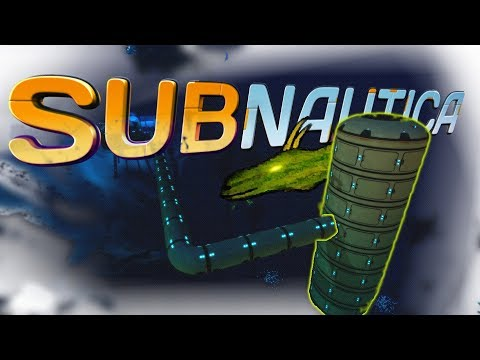 Building a base across multiple biomes in Subnautica part 1 the biggest aquarium