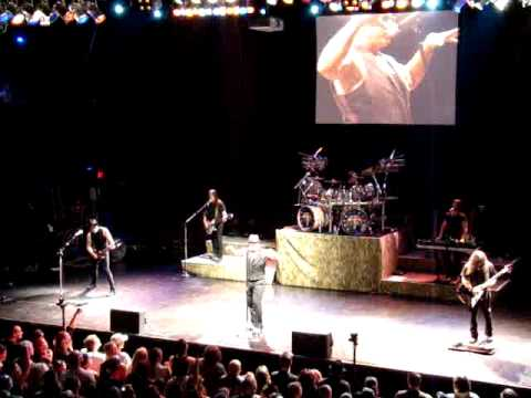 Queensryche:  Gonna Get Close to You..  in Boston