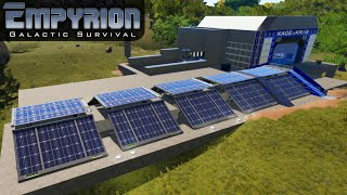 HOW GOOD ARE SOLAR PANELS | Empyrion Galactic Survival | Let's Play Gameplay | S15E17