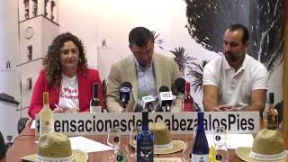 Presentación de la III Gran Fiesta de los Vinos de Tenerife - Los Realejos
