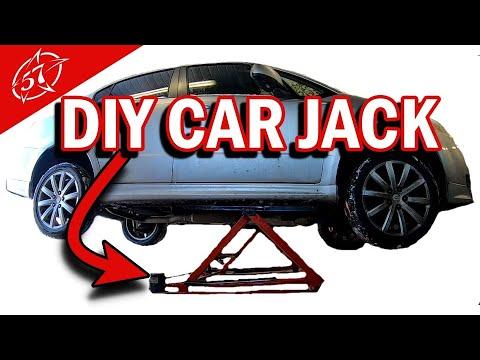 DIY Car Jack, Car lift