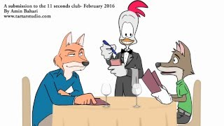 11 second club entry - February 2016