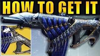 Destiny 2: How to Get the BASTION Exotic Fusion Rifle! | Season of Dawn