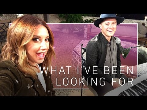 What I've Been Looking For ft. Lucas Grabeel  Music Sessions  Ashley Tisdale