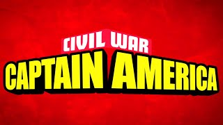 Captain America Civil War Anime Opening (My Hero Academia)