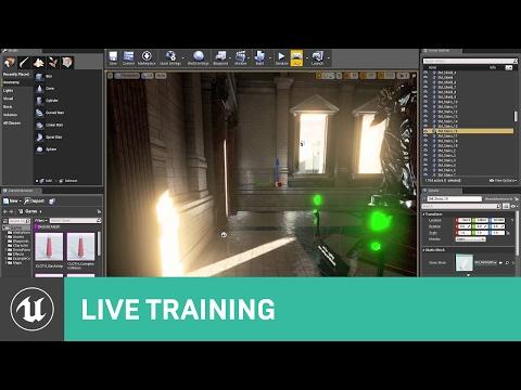 Intro to Level Design | Live Training | Unreal Engine