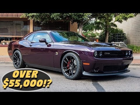 2019 Dodge Challenger R/T Scat Pack 1320 - Pricing & ALL Options - Crazy Expensive!
