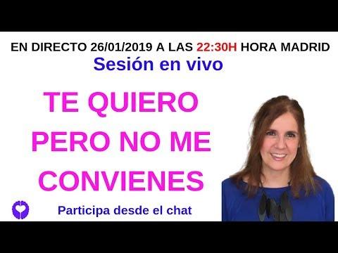 ? DIRECTO (LIVE)  con Laura: Hoy: TE QUIERO PERO NO ME CONVIENES?? thumbnail