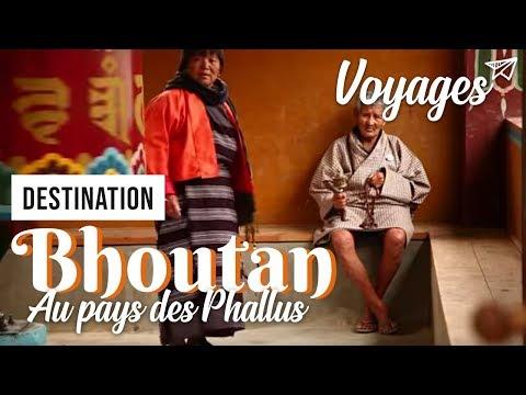 Bhoutan, au pays des phallus - Documentaire