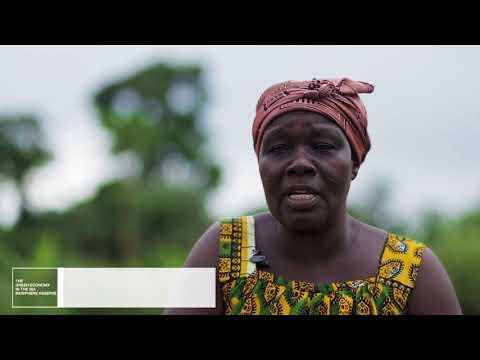 Green Economy in the Bia Biosphere Reserve, Ghana