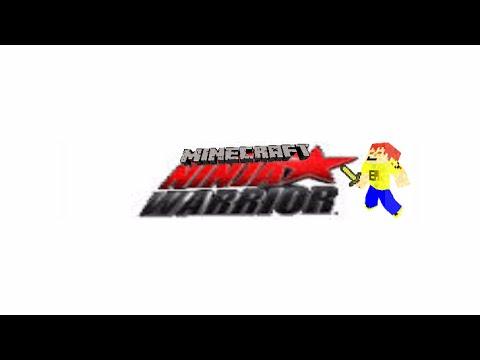 MineCraft Maps W/ EpicBucky: MineCraft Ninja Warrior