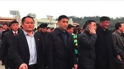 Foot: le drapeau sud-coréen flotte sur Pyongyang