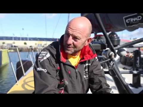 EXCLUSIVE: Ian Walker on Volvo Ocean Race victory