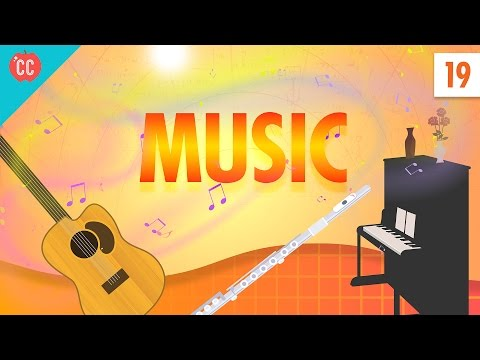 The Physics of Music: Crash Course Physics #19